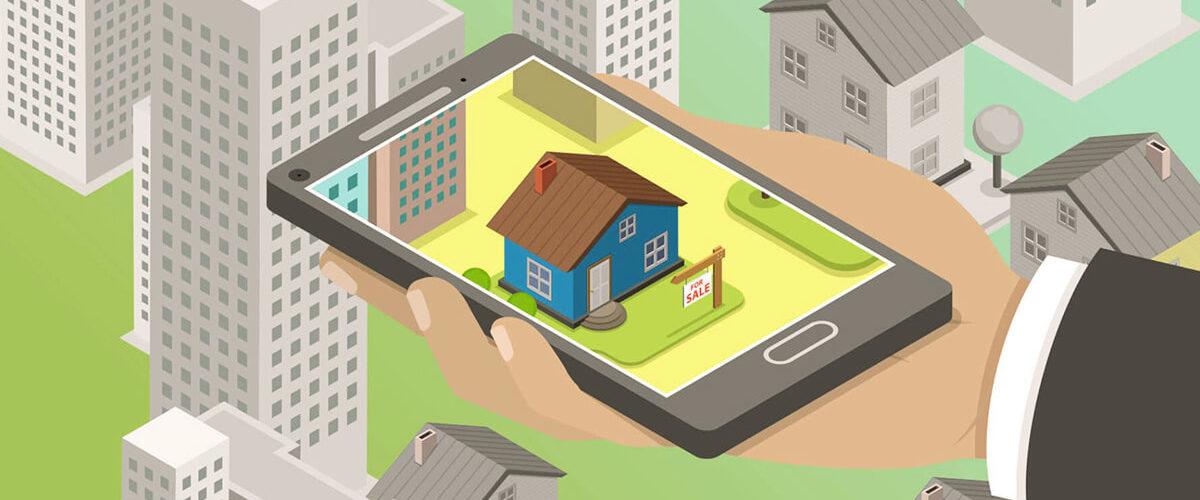 hábitos digitais durante o processo de compra de imóveis