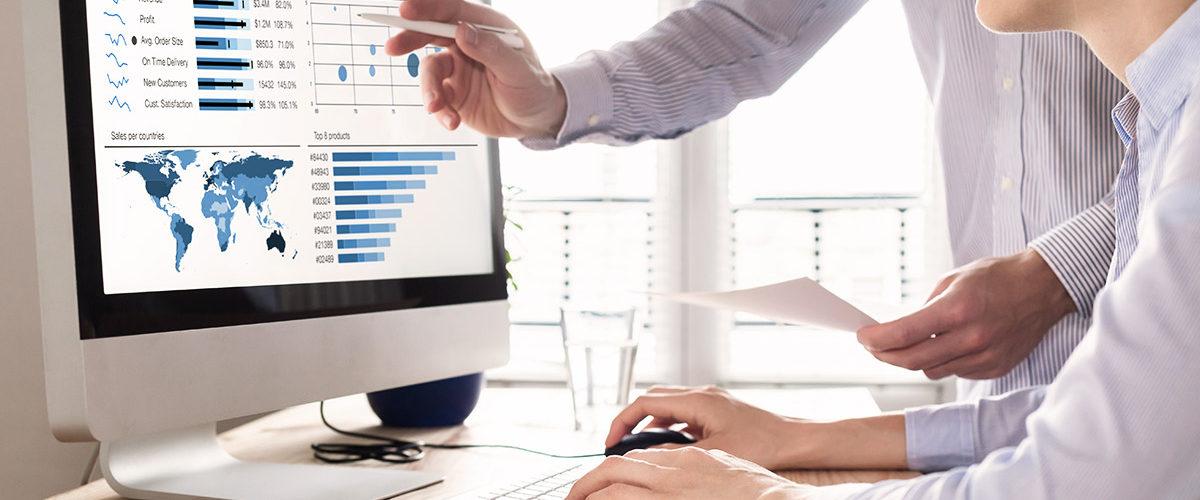 diferença entre métricas e KPI's