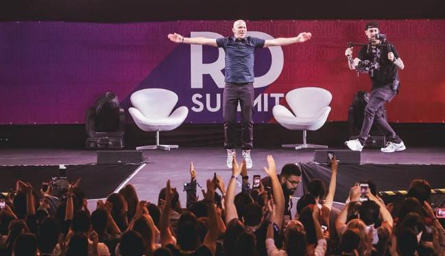Jacco Vanderkooij no RD Summit 2018