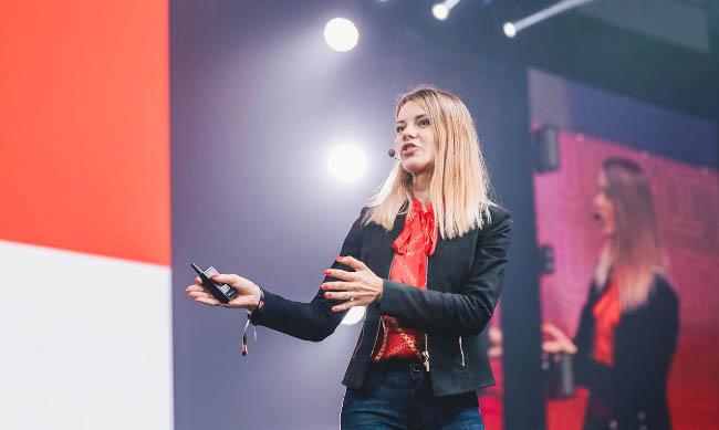 Marina Hradovich no RD Summit 2018