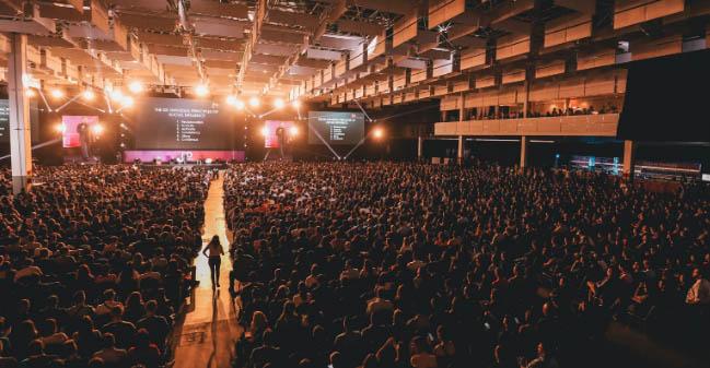 RD Summit 2018 palco