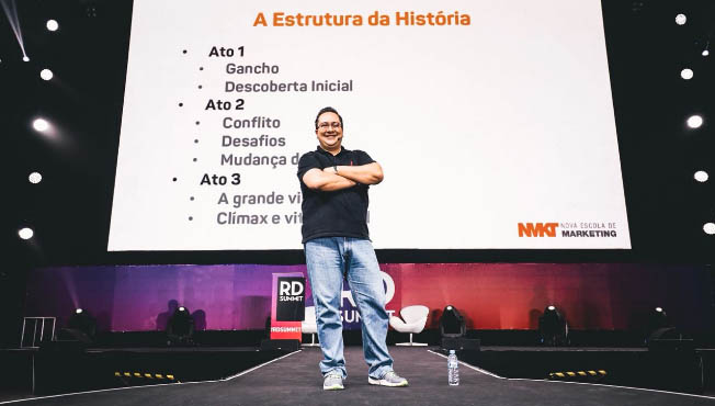 Rafael Rez no RD Summit 2018
