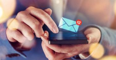 como melhorar a taxa de abertura de e-mail das suas campanhas