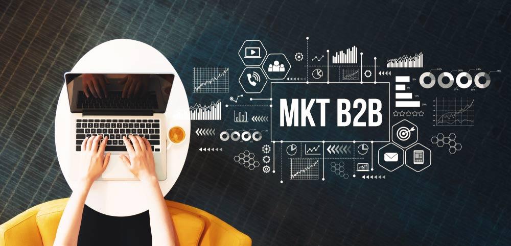 estratégias de marketing B2B