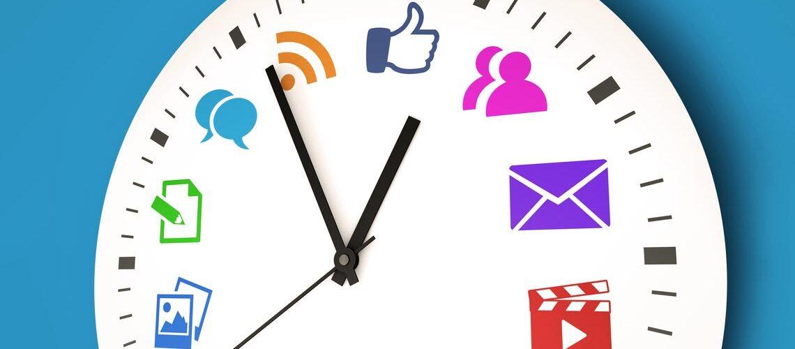 O melhor horário para postar nas redes sociais mudou durante a pandemia