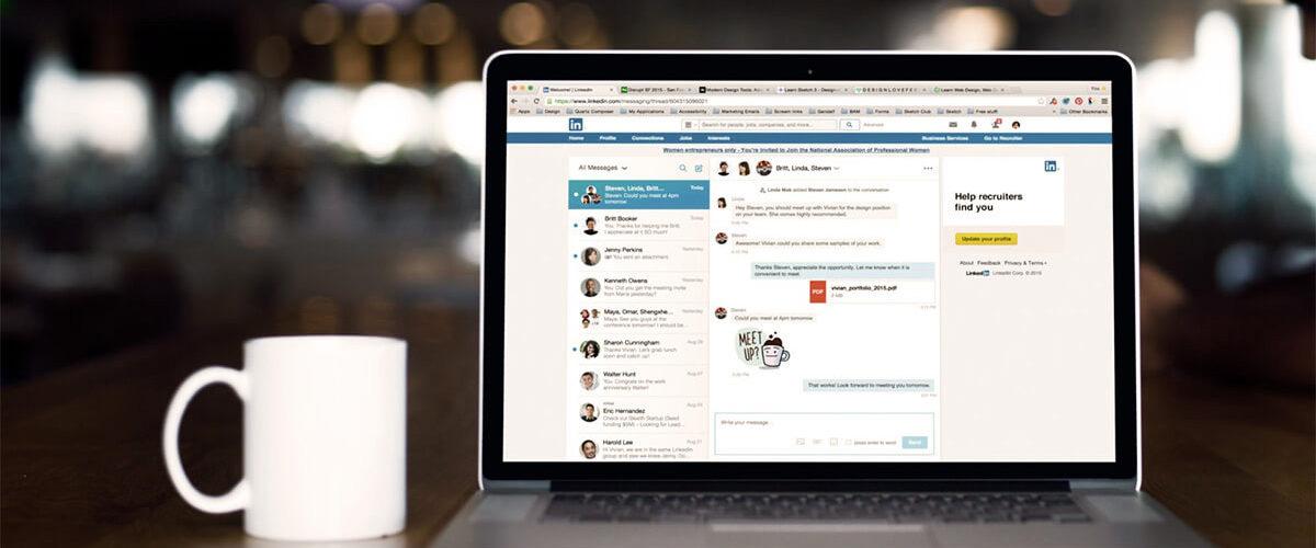 Aprenda a fazer anuncios no Linkedin